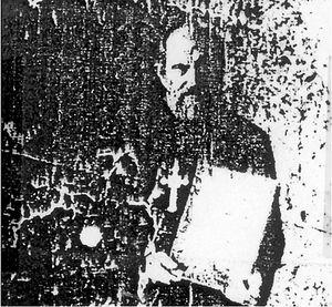 Отец Илия Диаманти́дис Мироточивый 1