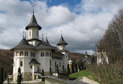 монастырь Сихастрия, Румыния