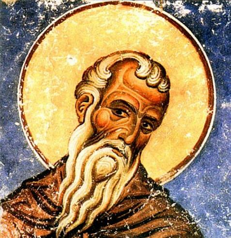 Преподобный Макарий Пеликитский, игумен