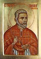 Преподобномученик Рафаил (Момчилович), игумен