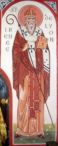 Священномученик Ириней Лионский, епископ