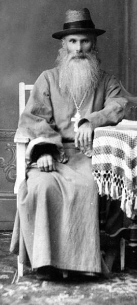 Священномученик Владимир Мощанский, пресвитер 1