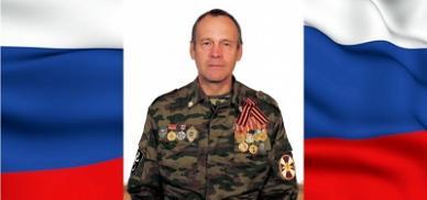 57-летний старший прапорщик милиции в отставке Геннадий Козлов