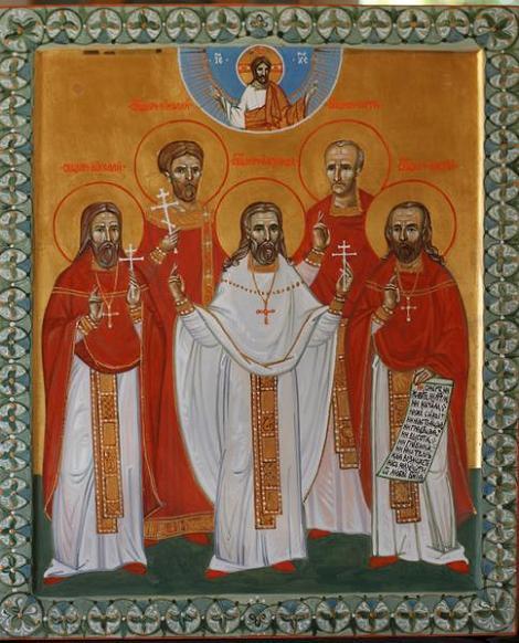 Новомученики Королевские