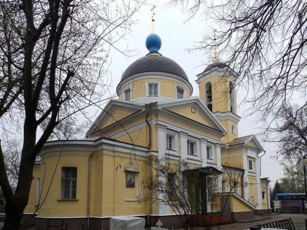 Церковь Космы и Дамиана в Болшеве - Королев - Пушкинский район, г. Королев - Московская область