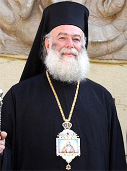 Патриарх Александрийский Феодор