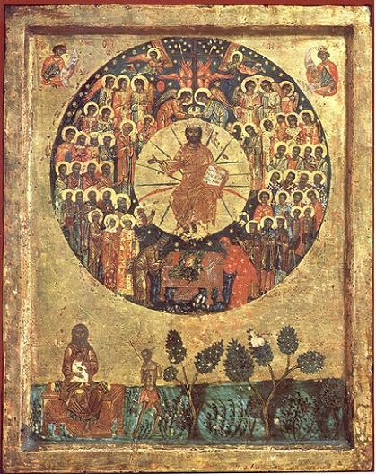 церковное новолетие икона