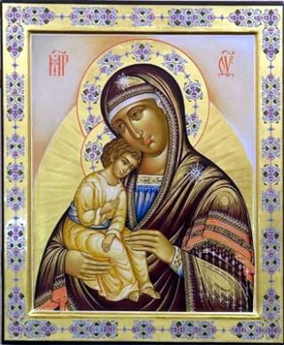 Икона Богородицы Миасинская