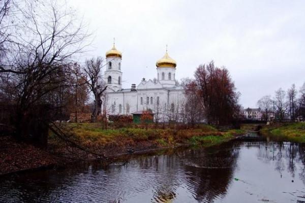 Собор Богоявления Господня - Вышний Волочёк - Вышневолоцкий район - Тверская область