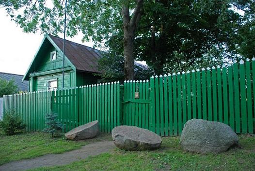 Дом Отца Николоя Гурьянова