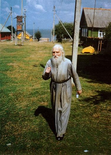 Отец Николай Гурьянов 1