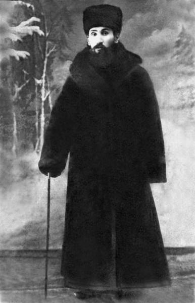 Священномученик Николай Павлинов, пресвитер 1