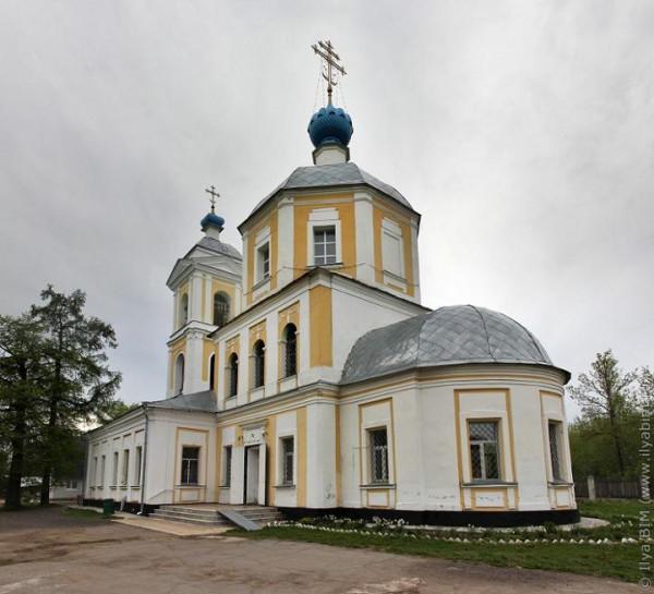 Церковь Иоанна Предтечи - Тверь