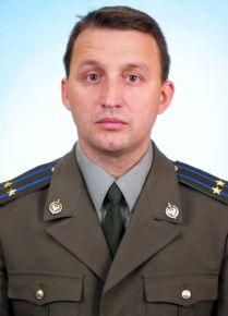 Ильин Олег Геннадьевич - герой России