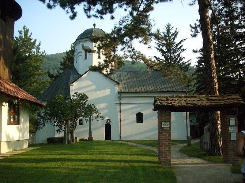 монастырь Челие близ Вальева