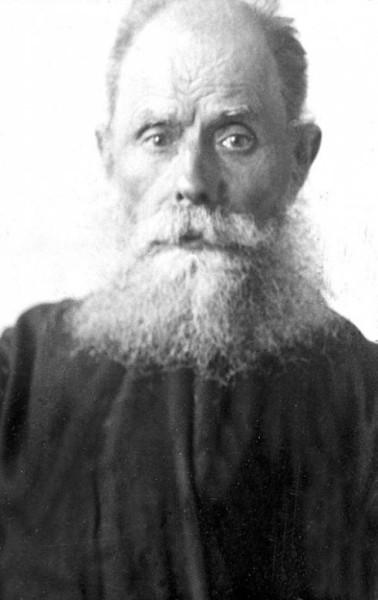 Архим. исп. Игнатий (Бирюков). Тюрьма НКВД, 1930 г