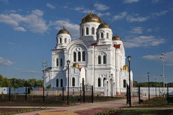 Валуйский Успенский Николаевский монастырь, в наши дни возрождается
