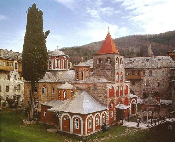 Монастырь Филофей