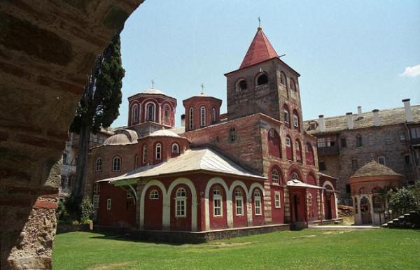 Монастырь Филофей 1