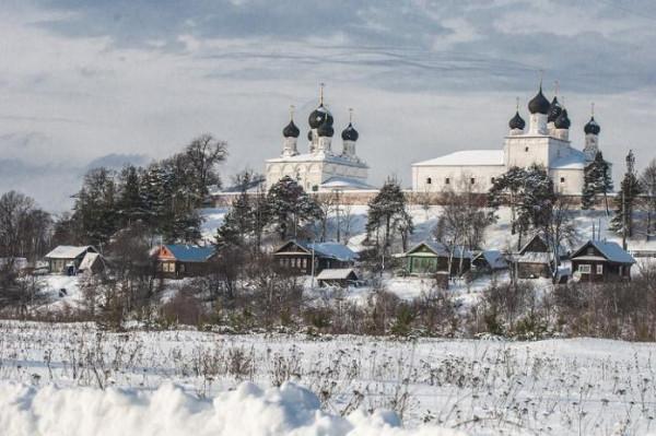 Макариев-Унженский женский монастырь, действует, восстанавливается