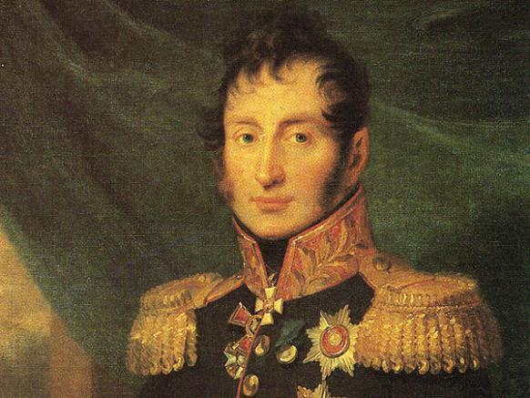 Александр Алексеевич Тучков 4-й