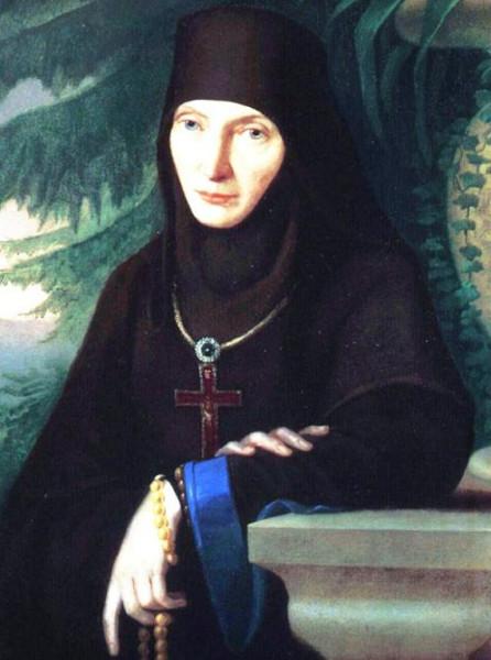 Маргарита Михайловна Тучкова (жена Тучкова 4-го), игуменья Мария