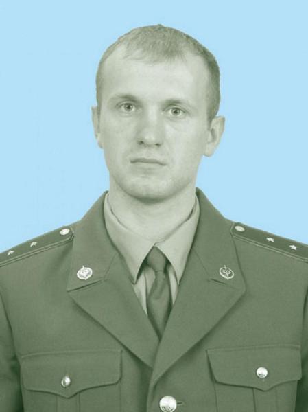 Пудовкин Денис Евгеньевич - герой Беслана