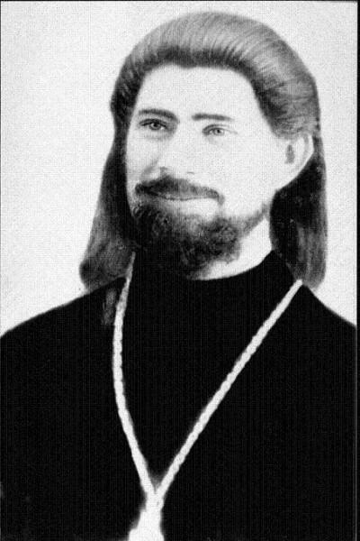 Священномученик Николай Искровский, пресвитер 1