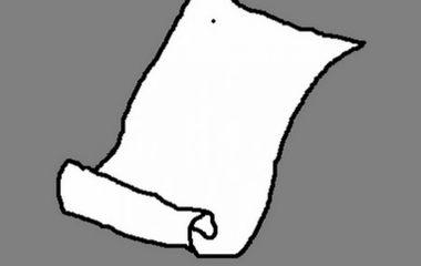 точка на листе