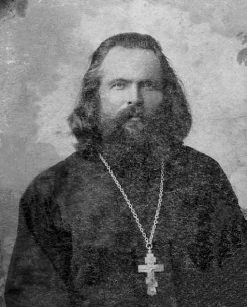 Священномученик Андрей (Быстров)