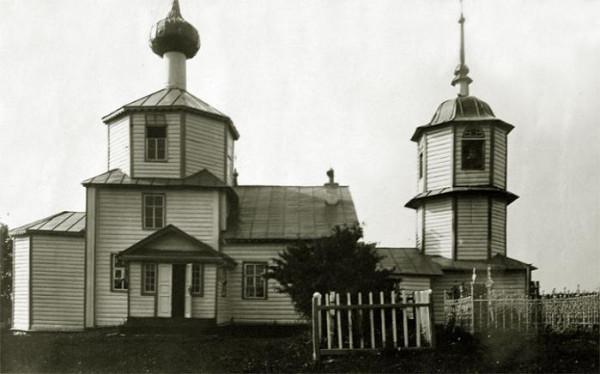 Церковь Рождества Христова - Почеп - Торопецкий район - Тверская область, утрачен в 1987 году