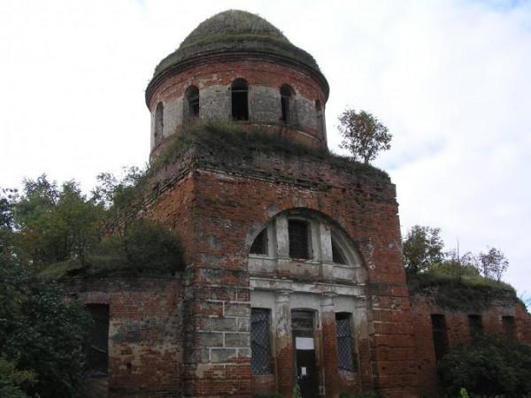 Церковь Николая Чудотворца - Никульское - Сергиево-Посадский район - Московская область, не действует