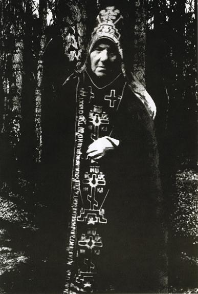 Схимонахиня Рахиль в миру Мария Михайловна Короткова