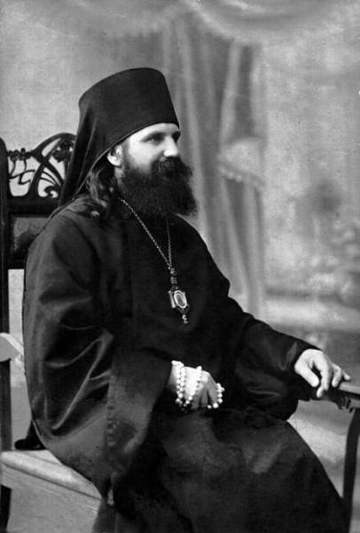 Священномученик Иоанн (Поммер), архиепископ