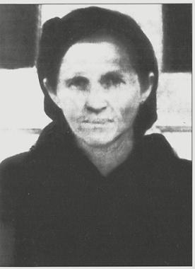 Вайа Георганнаки в возрасте 35 лет