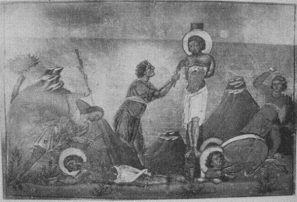 Мученики Гаий, Фавст, Евсевий,Херимон, Луций, Петр и Павел.jpg