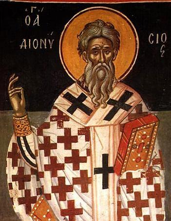 Священномученик Дионисий Александрийский, епископ