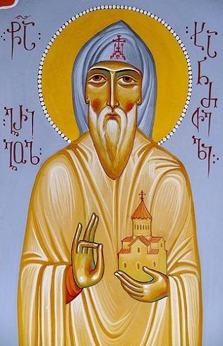 Прп. Григорий Хандзтийский (Грузинс.), архимандрит