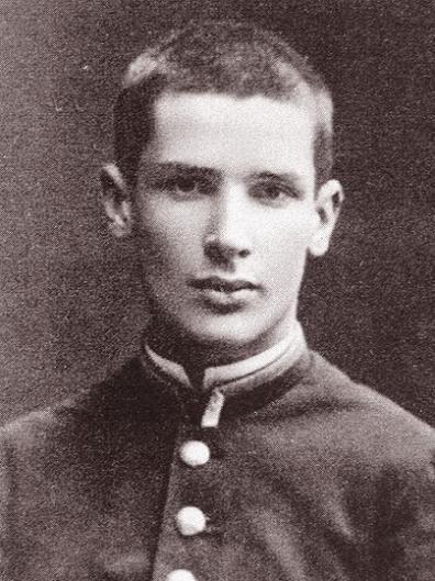 П.А.Столыпин - Вилленская гимназия 1876 г.