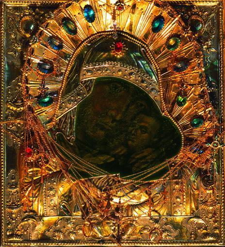 Икона Богородицы «Корсунская Прозренная» («Шпилевская»)