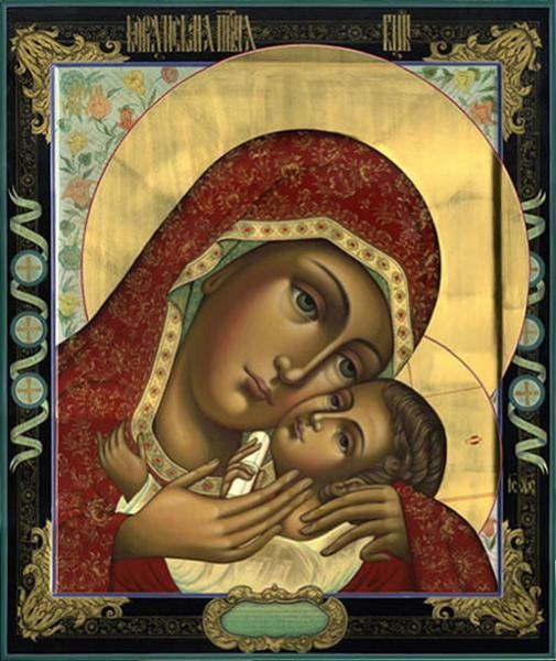 Икона Богородицы Корсунская