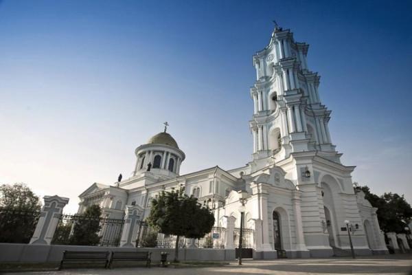 Кафедральный собор Спаса Преображения - Сумы - Сумской район - Украина