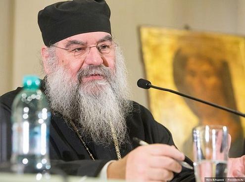митрополит Лимасольский Афанасий 1