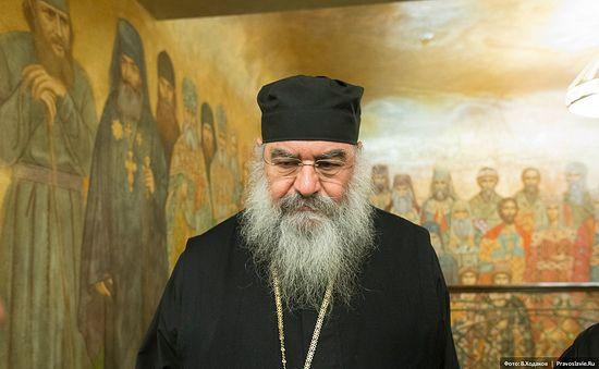 митрополит Лимасольский Афанасий 3