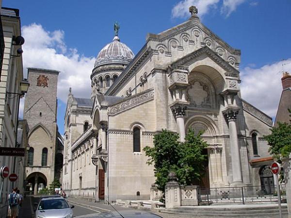 Базилика Св. Мартина, в Туре