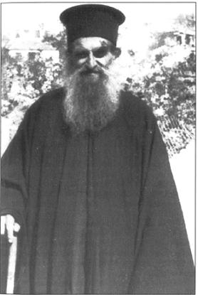 Отец Василий Тромбукис