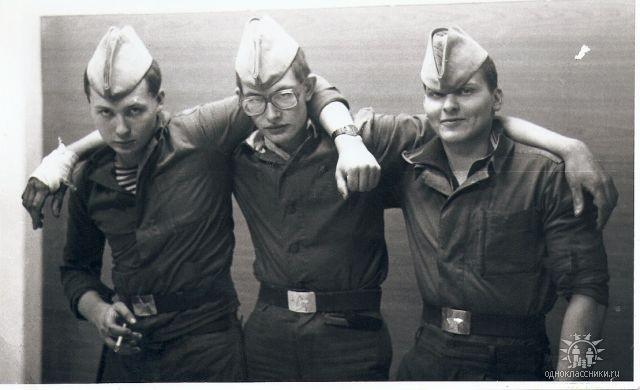 армия 1988