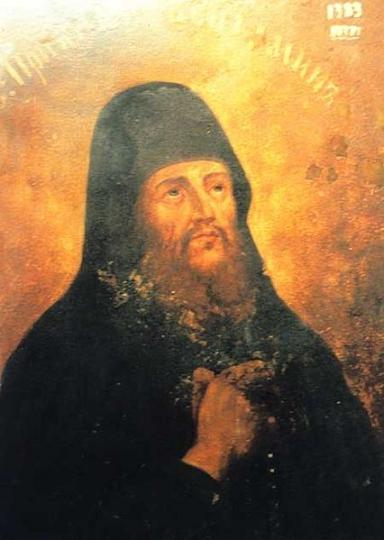 Преподобный Вениамин Печерский