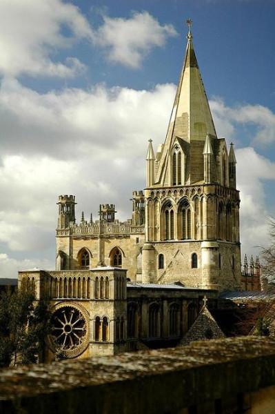 Собор Крайст-Черч в Оксфорде