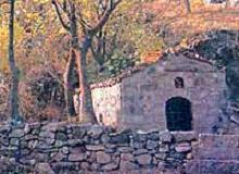 Место подвигов прп. Прохора Пчиньског (Старо Нагоричано)